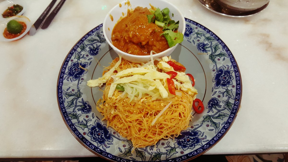 Nyonya Tingkat @ The Sphere, Bangsar South - Mixed feelings (Halal)