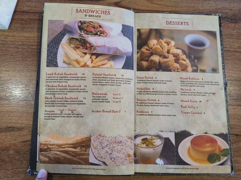 Bedouin Arabian Cuisine@ TTDI – Oooo yumm! Yummy & Affordable