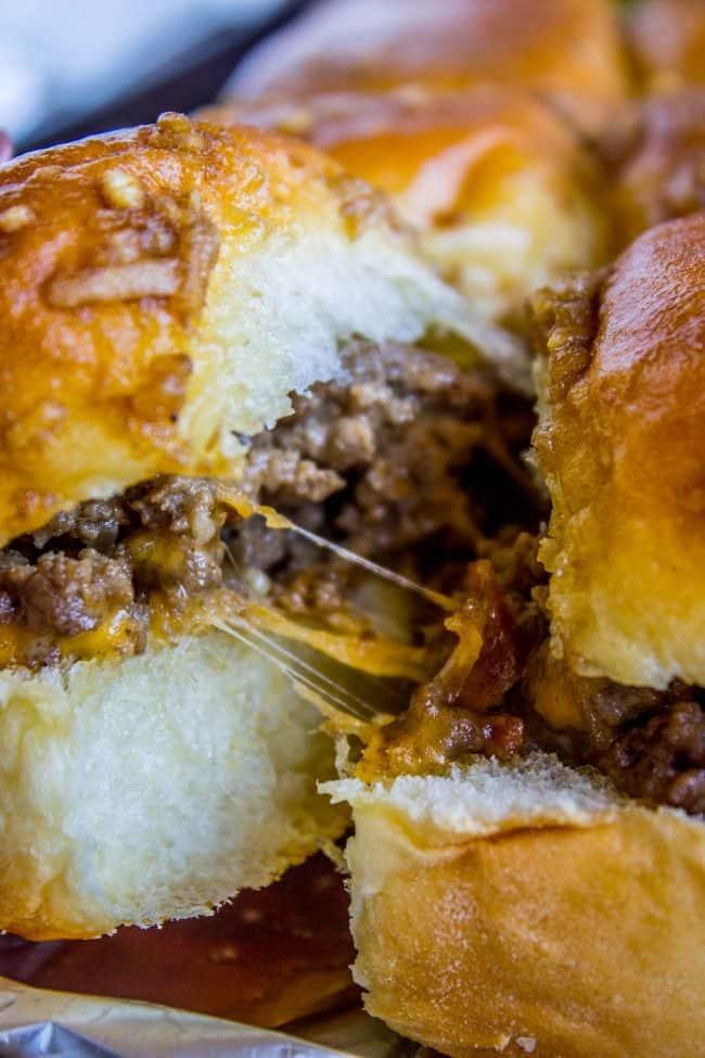 cheeseburger egg rolls recipe