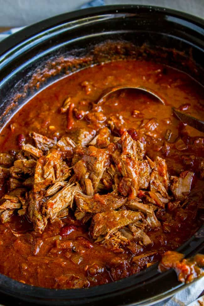 The Best Chili Recipe I Ve Ever Made Slow Cooker The
