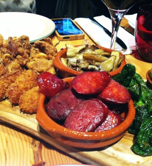 great value tapas – Camino Blackfriars