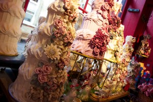Choccywoccydoodah display