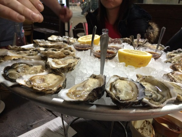 wright brothers oysters