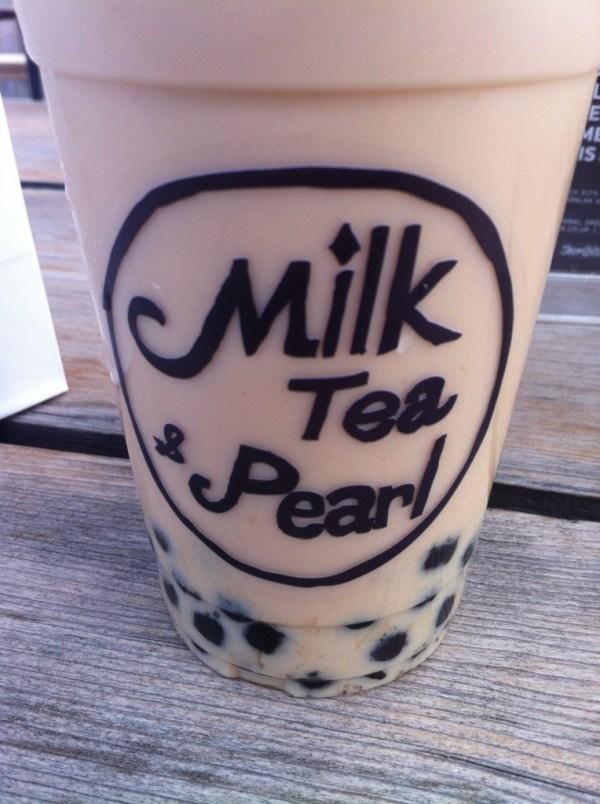 Milk Tea & Pearl