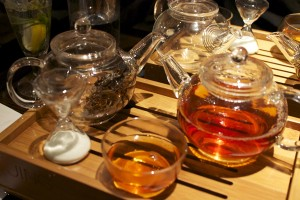 Jing Tea wild wuyi gold black tea
