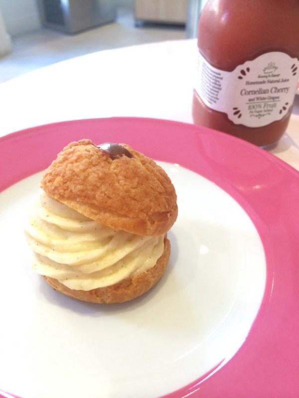 La Pâtisserie des Rêves Cream puff