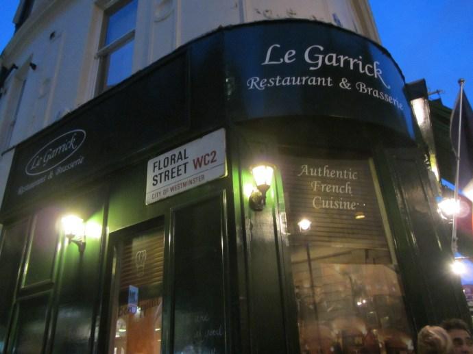 La Garrick