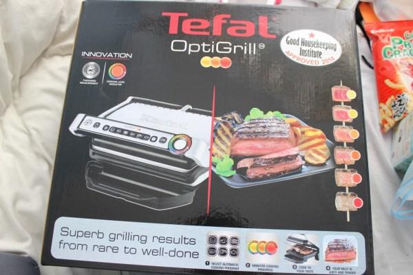 Tefal OptiGrill