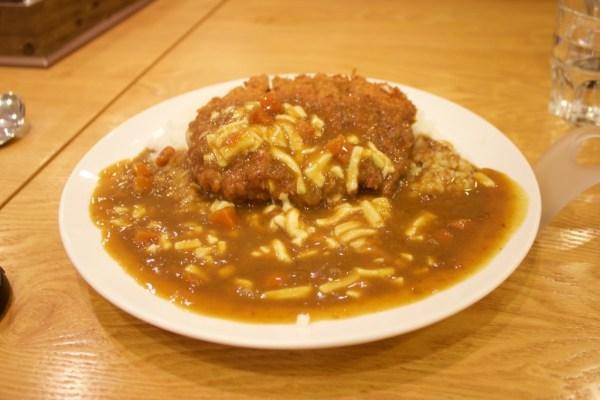CoCo Ichibanya curry