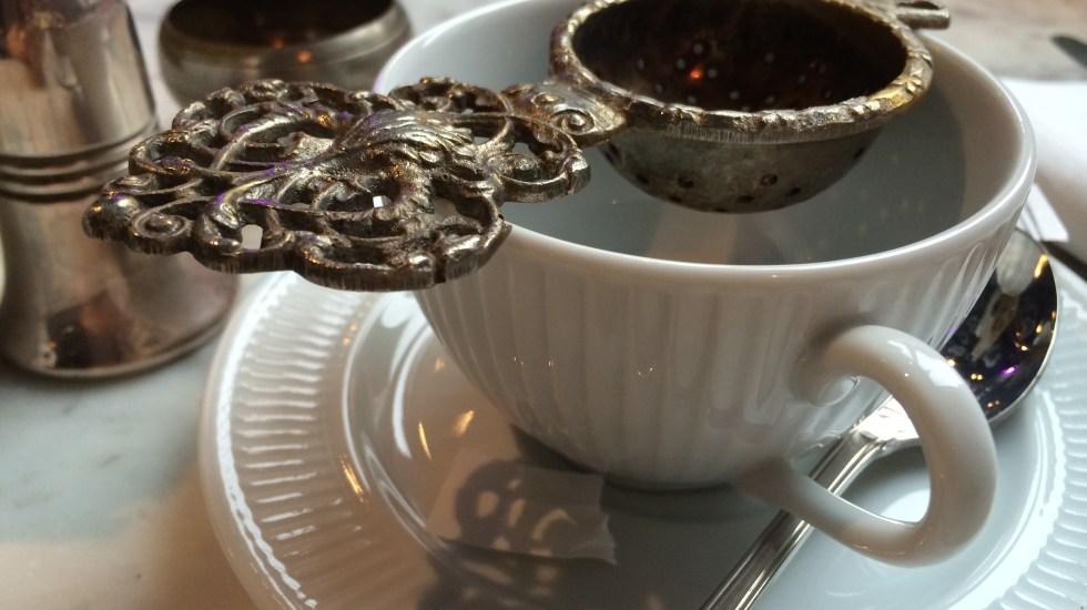 hush afternoon tea