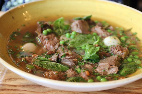 New season lamb hot pot