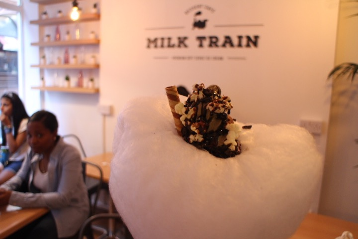 milk train cafe covent
