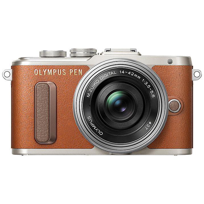 olympus_e-pl8_brown