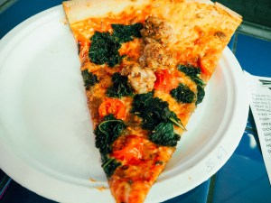 Voodoo Ray's Pizza Boxpark Review - It's all <em></noscript>about</em> that <strong>BASE!</strong>