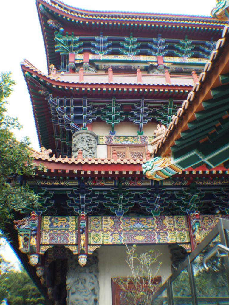寶蓮禪寺-monks