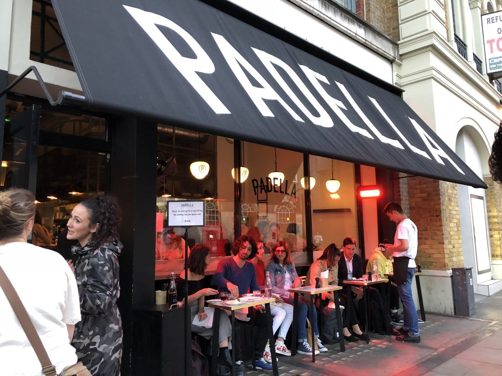 Padella London Bridge