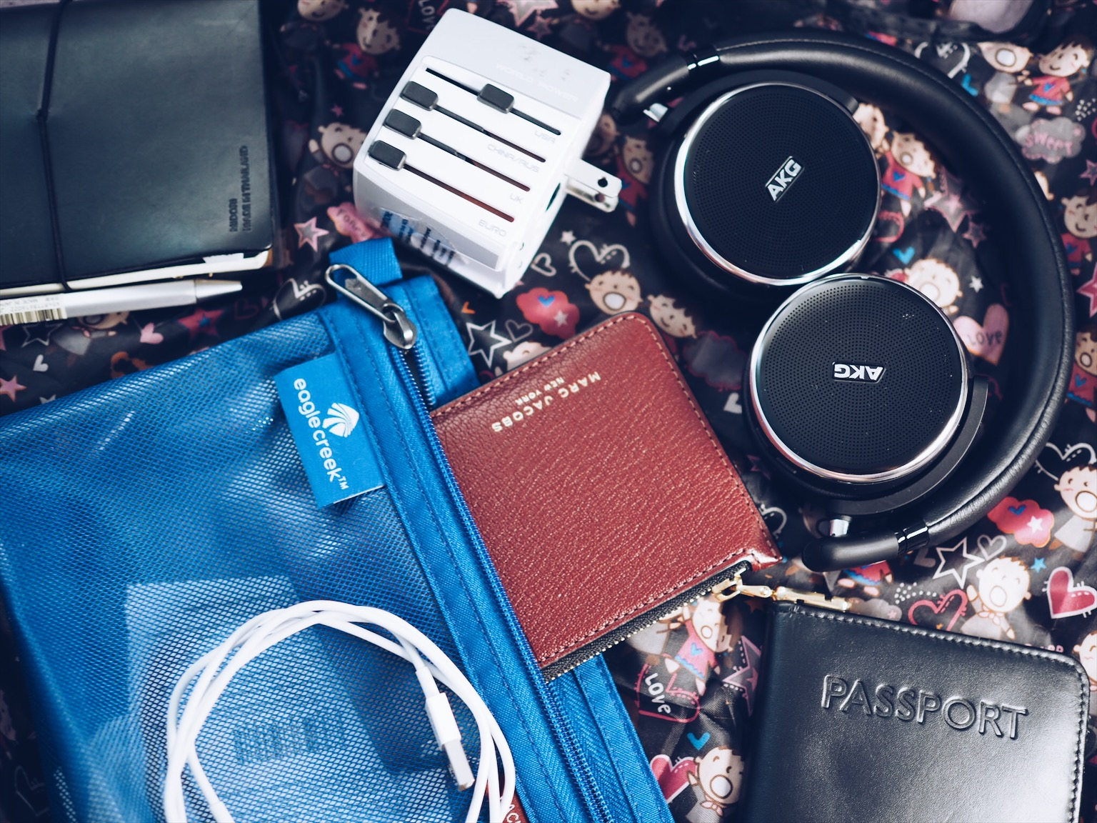 Carry on travel essentials - I won't leave the house without