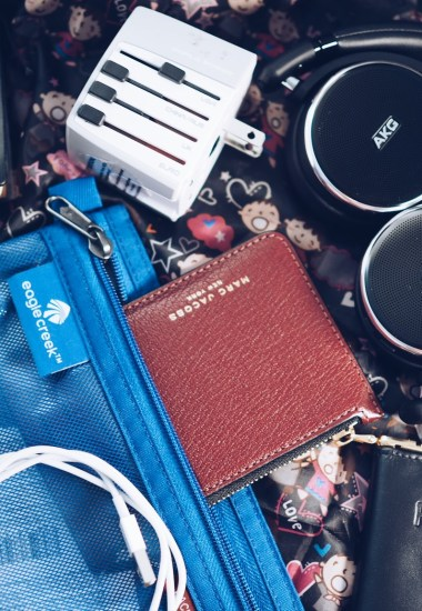 Carry on travel essentials – I won't leave the house without