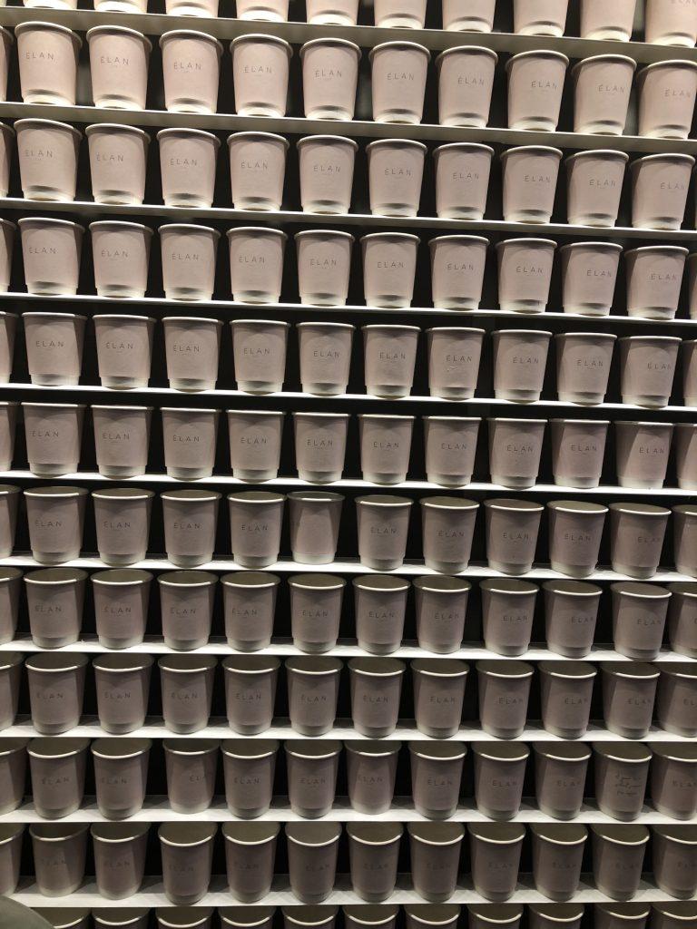 Élan Cafe cups