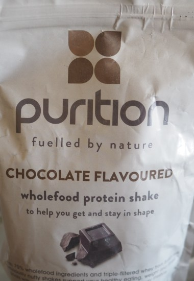 Purition wholefood protein powder review