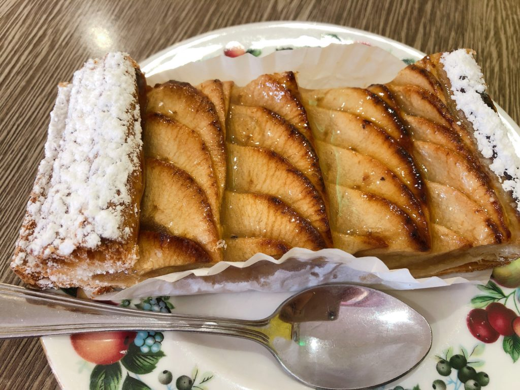 Patisserie Sainte Anne Apple Tart