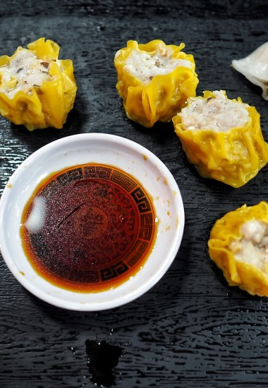 London Cookery School – Dim Sum class