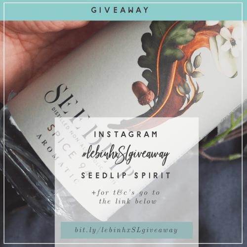 seedlip giveaway