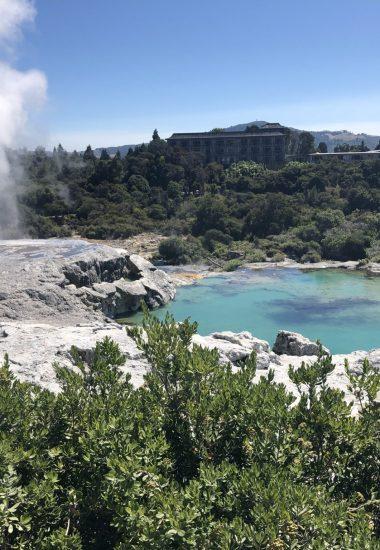 Day 4 Rotorua   Māori village   Kerosene Creek