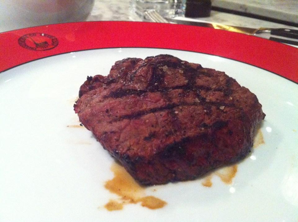boisdale steak