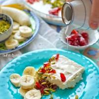 Madlouah - Lebanese nights dessert