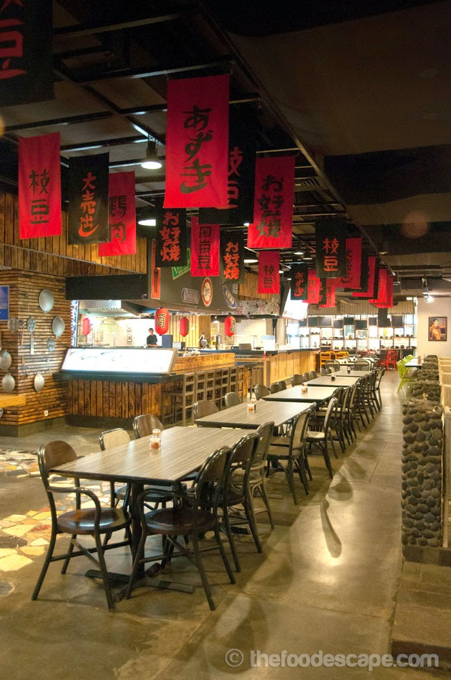 Tokio Kitchen Central Park Jakarta  FOOD ESCAPE INDONESIAN FOOD BLOG