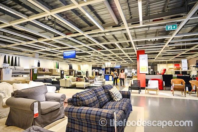 IKEA Indonesia Alam Sutera Tangerang  FOOD ESCAPE