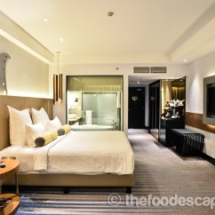 One Sofa Bed Century Sectional Sofas [hotel] Pullman Thamrin Jakarta - Food Escape: Indonesian ...