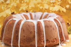 banana pound cake recipe picture (taste of home)
