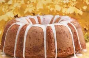 banana pound cake recipe picture (taste of home)