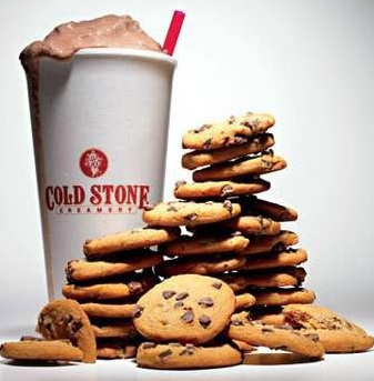 1) Coldstone's PB&C Shake photo