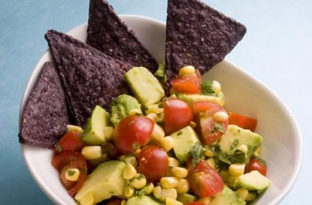 Avocado-Corn Salsa recipe photo