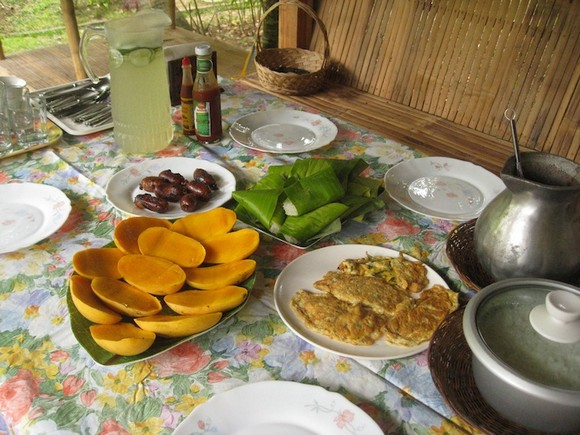 Philippines breakfast photo