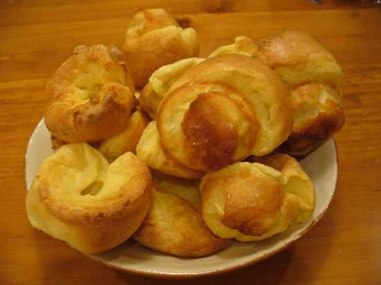 Yorkshire pudding recipe photo