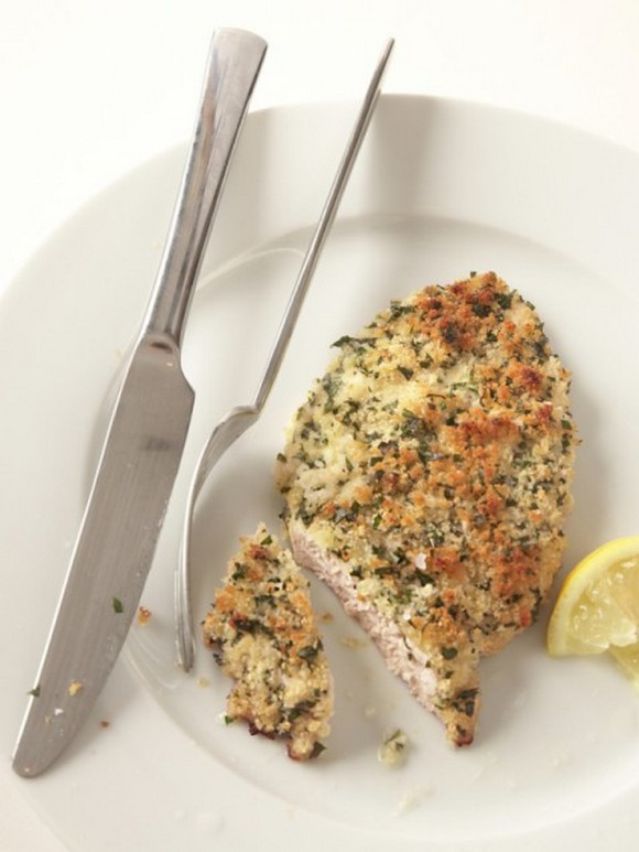 Roasted Chicken Cutlets recipe