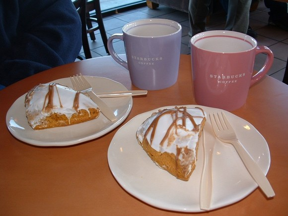 Starbucks Pumpkin Scones Recipe picture