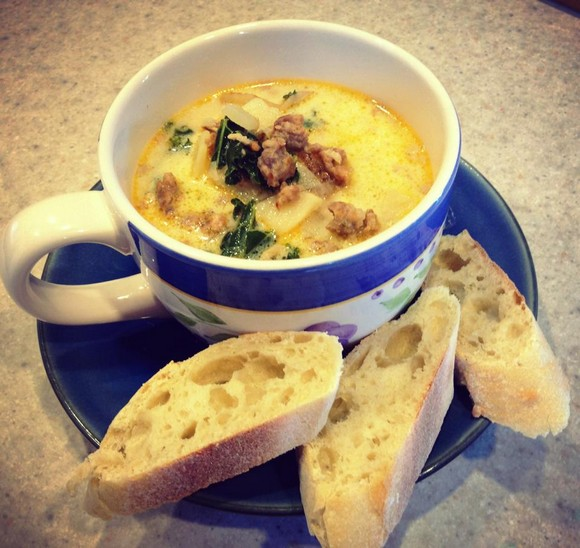 Zuppa Toscana Copy-Cat recipe by Donuts2Crumpets