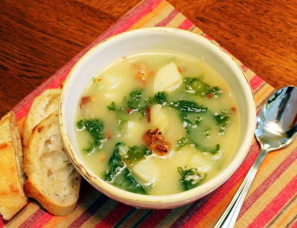 Zuppa Toscana recipe by Cuparoons