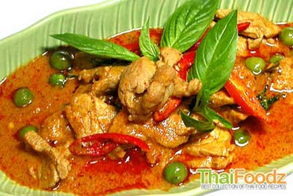 Panang Moo (Pork Panang Curry) recipe by Thai Foodz