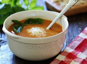 Crock Pot Creamy Tomato Soup recipe photo