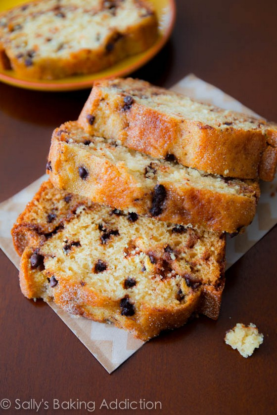 Cinnamon-Swirl Chocolate Chip Bread recipe photo