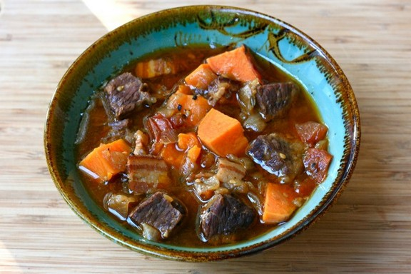 Slow Cooker Beef Stew recipe photo
