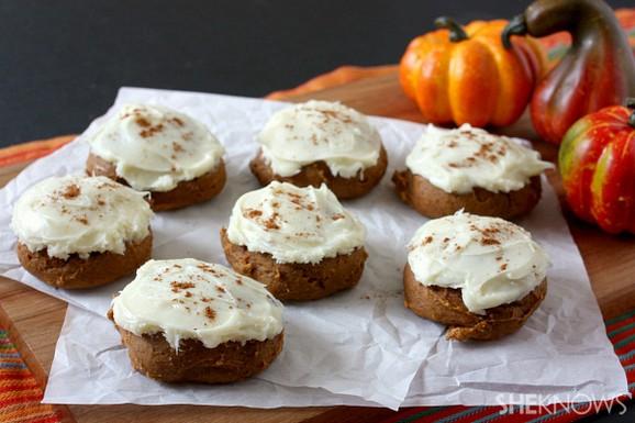 Two-Ingredient Pumpkin Cookies recipe photo
