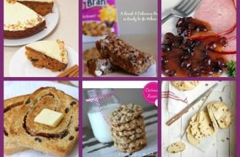 15+ Delicious Raisin Recipes for National Raisin Day (April 29)