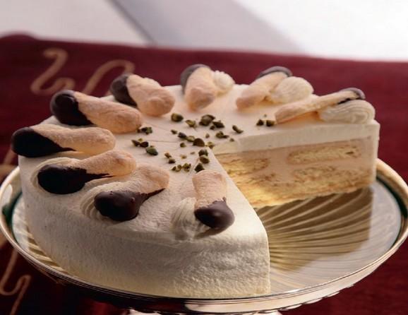 Austria - Malakoff Torte